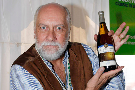2014MickFleetwood_FleetwoodMac_Getty81580979090414