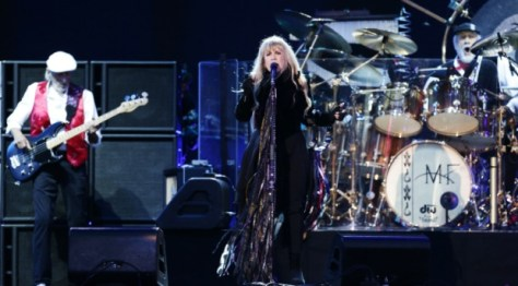 Fleetwood Mac were in fine form at the Glasgow SSE Hydro. Picture: PA
