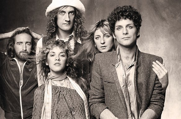 Fleetwood Mac Norman Seeff