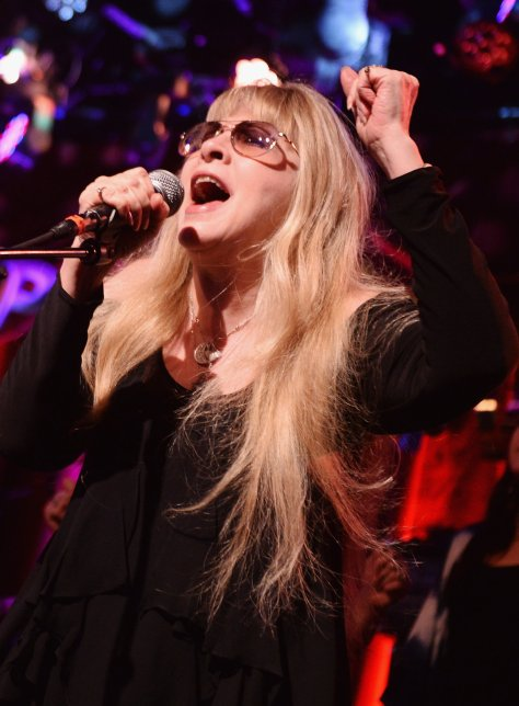 Stevie Nicks is struggling to whittle down her long song list in preparation for a 28-city tour. (Credit Stephen Lovekin/Getty Images)