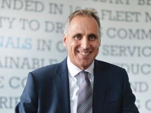 Keith Allen, managing director of ARI Fleet UK