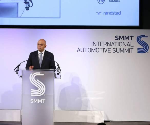 """We want to hear Brexit ideas,"" urges Business Secretary Savid Javid"