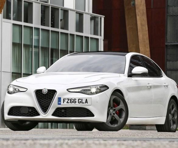 Pricing and specs announced for new Alfa Romeo Giulia