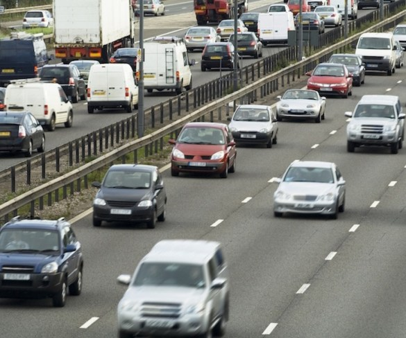 16.5 million UK drivers to take to roads this bank holiday