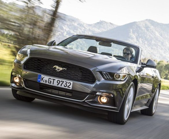 Ford Mustang to show parsimonious side in 2016 MPG Marathon