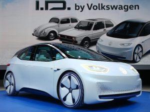 The Volkswagen I.D.