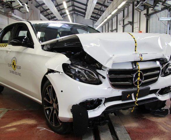 Euro NCAP awards top marks to E-Class and 3008