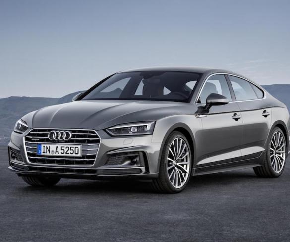 Audi reveals new A5 Sportback