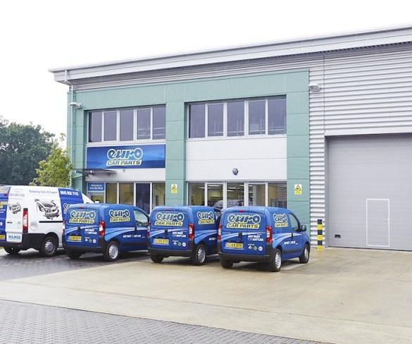 Euro Car Parts adds Uxbridge facility