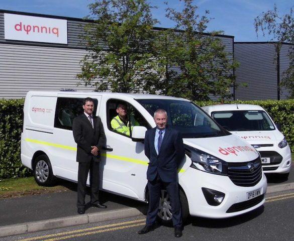 Dynniq rebrands vehicles as part of major fleet overhaul