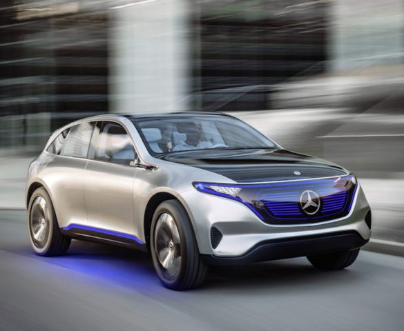 Mercedes-Benz partners with Chargemaster for home charging solution