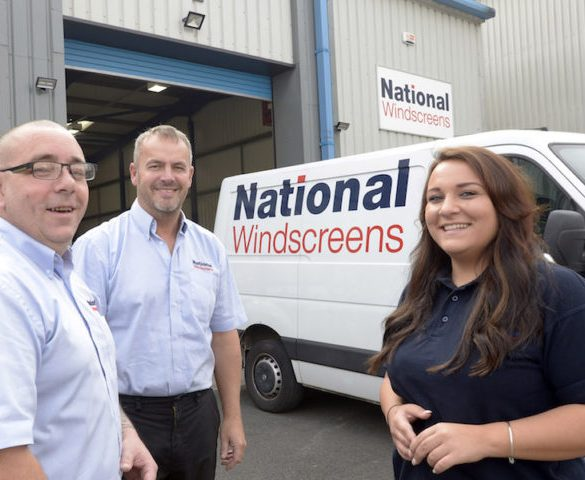 Flagship National Windscreens centre showcases ADAS calibration services