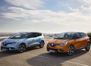 Renault Scénic and Grand Scénic