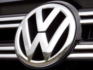 VW badge