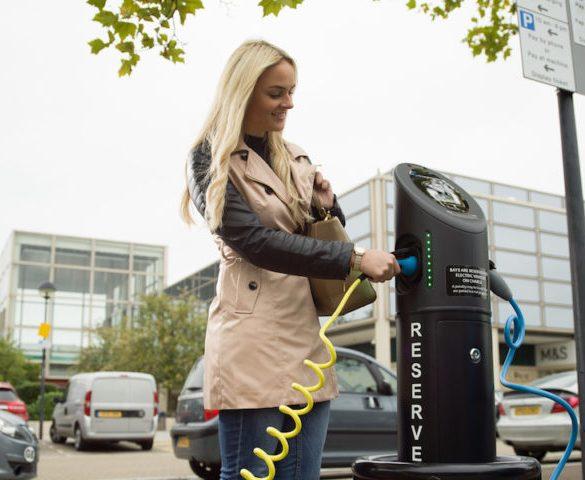 Milton Keynes invests £2.3m in EV charging infrastructure