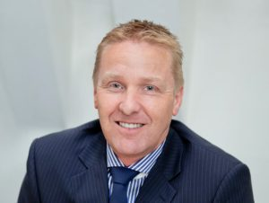 David Hosking, CEO of Tusker