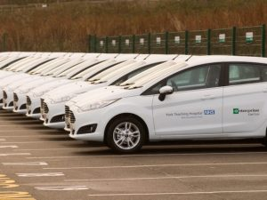 York Teaching Hospital NHS Foundation Trust car club vehicles
