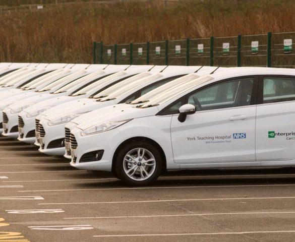 York NHS Trust expands car club after seeing major savings