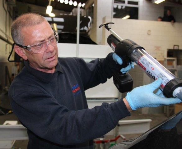 National Windscreens cuts drive away time to 30 minutes with new adhesive