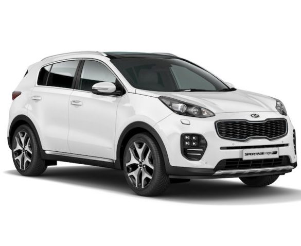 Kia Sportage updated for 2017