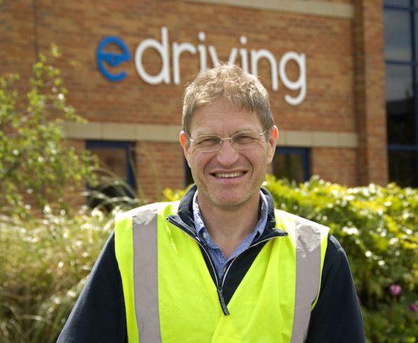 eDriving Fleet's Dr Will Murray awarded prestigious posthumous award
