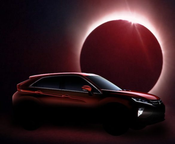 Mitsubishi Eclipse Cross SUV named and revealed