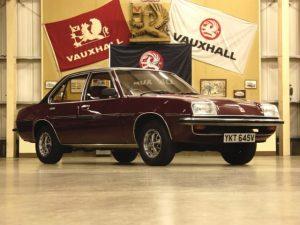 Vauxhall Cavalier (Mk1)