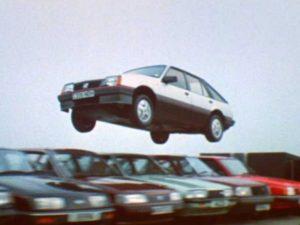 Vauxhall Cavalier (Mk2)