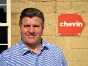 David Gladding at Chevin