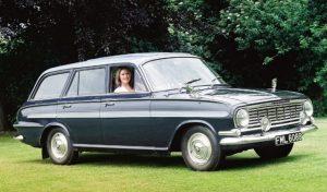Vauxhall FB Victor
