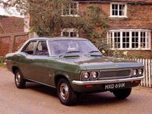 Vauxhall FD Victor