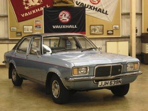 Vauxhall FE Victor