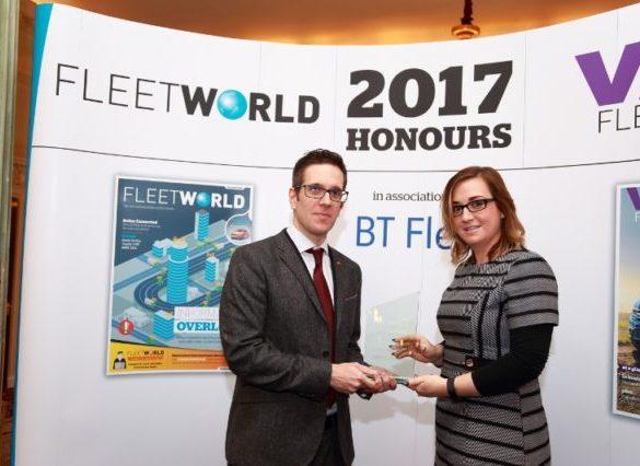 Fleet World Honours 2017: Best Premium Lower Medium Car – Audi A3