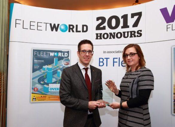 Fleet World Honours 2017: Best Premium Upper Medium Car – Audi A4