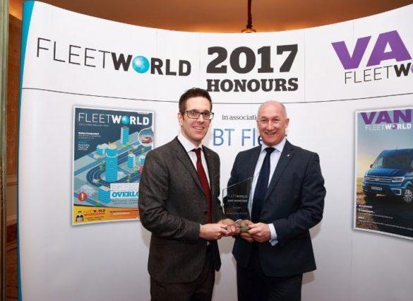Fleet World Honours 2017: Best MPV – Renault Scenic