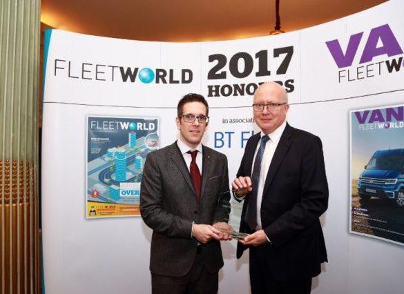 Fleet World Honours 2017: Best Premium SUV – Jaguar F-Pace