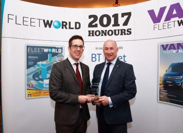 Fleet World Honours 2017: Best ULEV – Renault ZOE