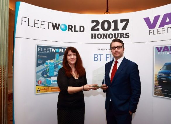 Fleet World Honours 2017: Innovation in Contract Hire & Leasing – Alphabet