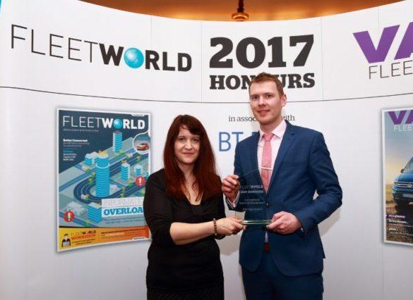 Fleet World Honours 2017: Innovation in Accident Management – FMG