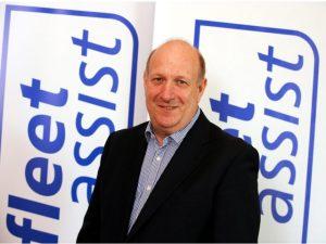 Fleet Assist managing director Vincent St Claire