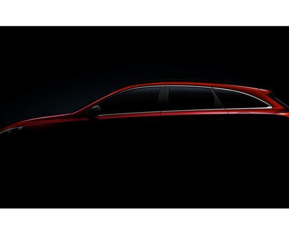 New Hyundai i30 Tourer teased