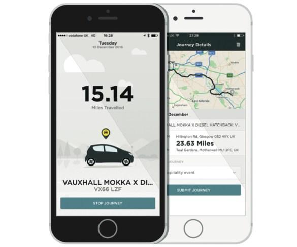 ACVM launches mileage capture mobile app