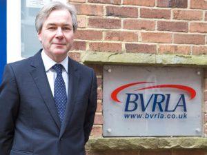 BVRLA chief executive Gerry Keaney