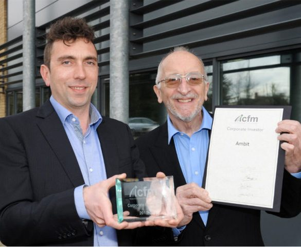 Ambit becomes first business to join ICFM Corporate Investor Programme