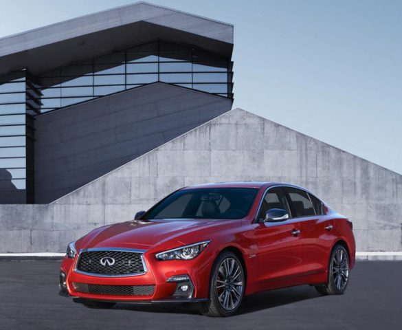 Facelifted Infiniti Q50 to bring refreshed styling and new tech