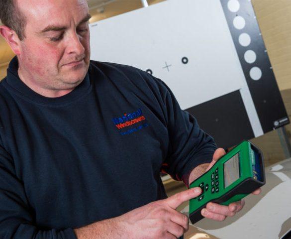 National Windscreens technicians awarded ADAS qualifications