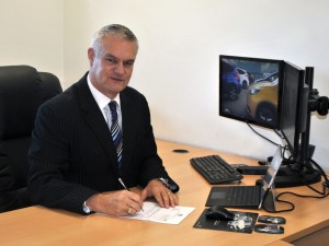 Mark Hammond, managing director of TCH