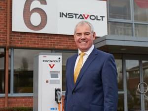 Tim Payne, CEO of InstaVolt.