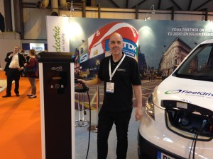Fleetdrive Electric's bespoke charging solution is designed to provide the complete EV fleet package.