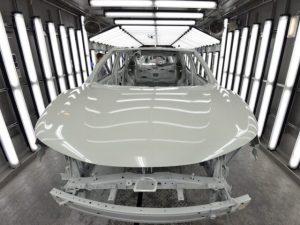Nissan Qashqai production in Sunderland